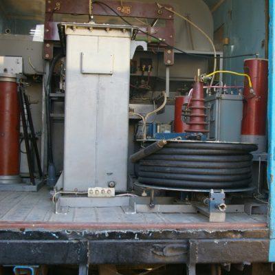 Электролаборатория газ 53