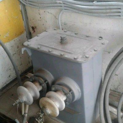 Электролаборатория высоковольтных испытаний на базе ГАЗ-66