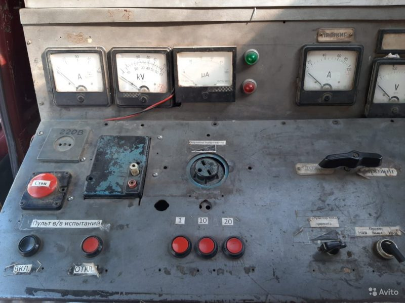 Испытательный стенд электротехническая лаборатория Испытательный стенд электротехническая лаборатория, Асбест, 285000 ₽