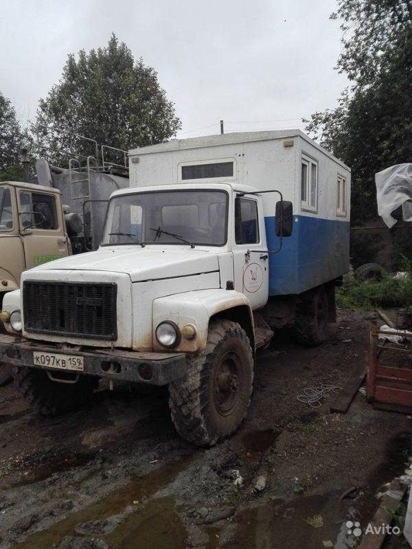 ЭТЛ Газ-3308 ЭТЛ Газ-3308, Пермь, 320000 ₽