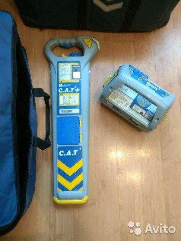 Трассоискатель RD8000PDL RD8000PXL CAT3+ CAT4+ Трассоискатель RD8000PDL RD8000PXL CAT3+ CAT4+, Москва, 75000 ₽
