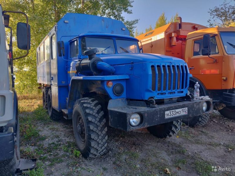 Урал 3255 вахтовка Урал 3255 вахтовка, Самара, 453551 ₽