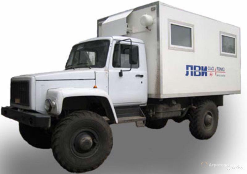 Лаборатория лви на базе газ 3308 Лаборатория лви на базе газ 3308, Уфа, 398998 ₽