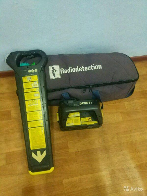 Трассоискатель Radiodetection CAT+ Трассоискатель Radiodetection CAT+, Краснодар, 35000 ₽
