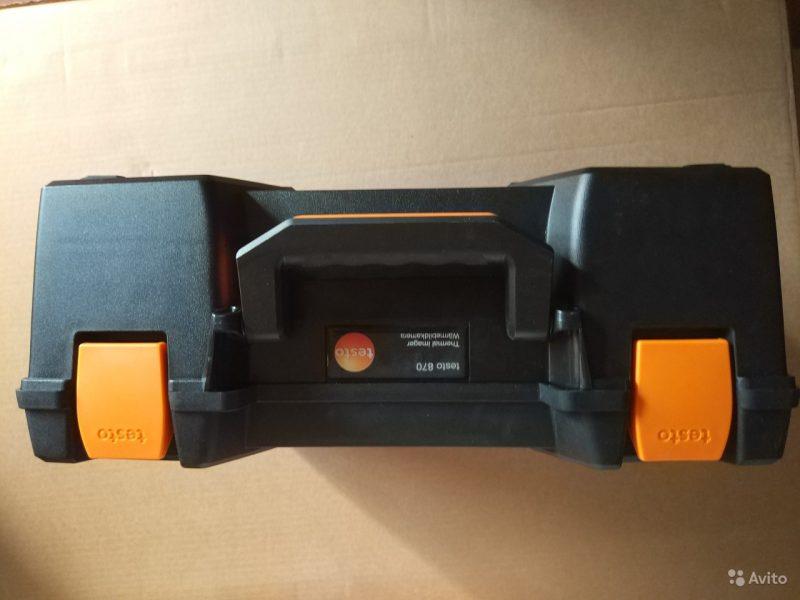 Тепловизор testo 870-2 новый в наличии в Краснодар Тепловизор testo 870-2 новый в наличии в Краснодар, Краснодар, 159000 ₽