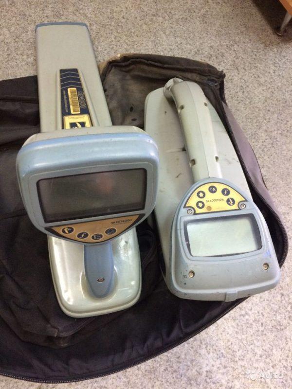 Трассоискатель radio detection RD 4000 Трассоискатель radio detection RD 4000, Казань, 100000 ₽