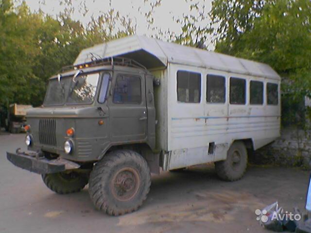 Газ-66 с редким самым длинным кунгом Газ-66 с редким самым длинным кунгом, Москва, 224998 ₽