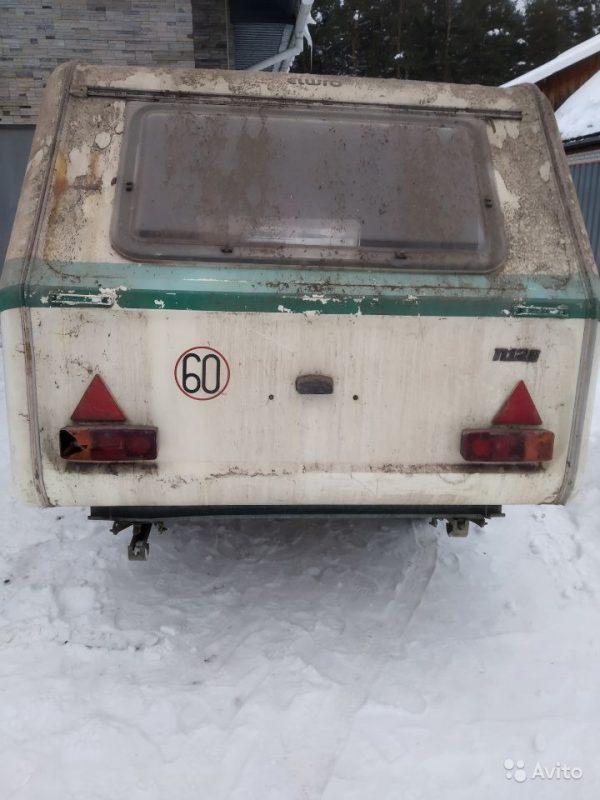 Другая марка, 1989 Другая марка, 1989, Москва, 149999 ₽