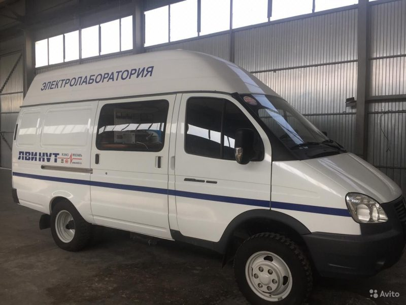 Электролаборатория на колесах Электролаборатория на колесах, Краснодар, 2600000 ₽