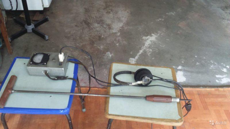 Продам Трассоискатель подземных коммуникаций Продам Трассоискатель подземных коммуникаций, Хабаровск, 25000 ₽