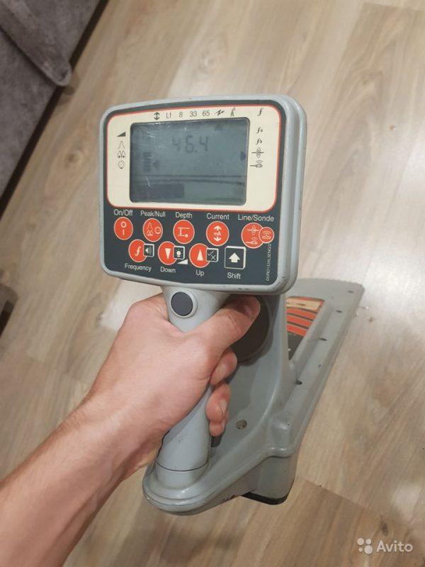 Radiodetection pdl2 ba1 Radiodetection pdl2 ba1, Иркутск, 12000 ₽