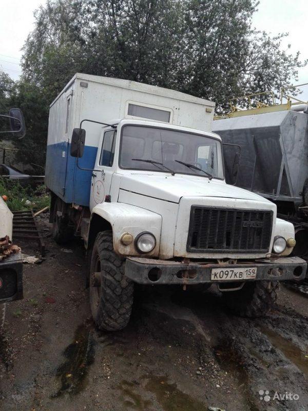 Газ-3308 Газ-3308, Пермь, 259999 ₽