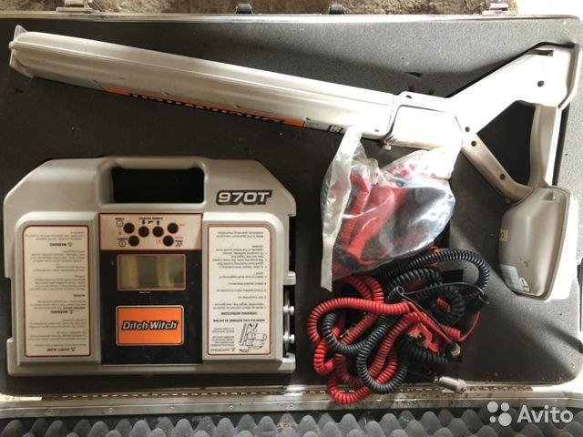 Система локации трассоискатель 950R/970T Ditch Wit Система локации трассоискатель 950R/970T Ditch Wit, Томск, 70000 ₽