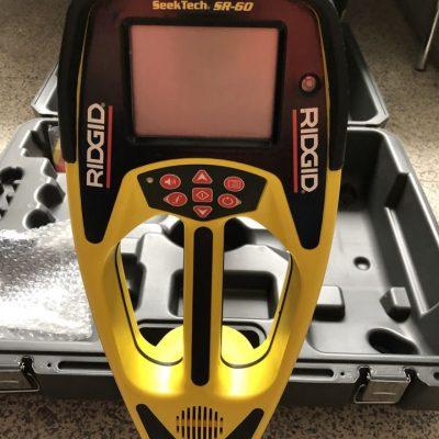 Трассоискатель ridgid seektech SR-60