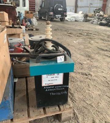 Аппарат для испытания диэлектриков аид-70м