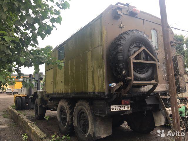 ЗИЛ 131 с кунгом (+электролаборатория) ЗИЛ 131 с кунгом (+электролаборатория), Воронеж, 300000 ₽