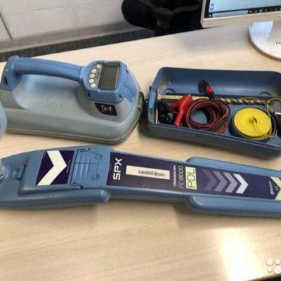 Трассоискатель Radiodetection RD7000+ и TX10