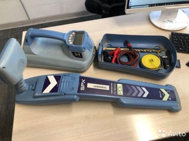 Трассоискатель Radiodetection RD7000+ и TX10 Трассоискатель Radiodetection RD7000+ и TX10, Уфа, 167000 ₽