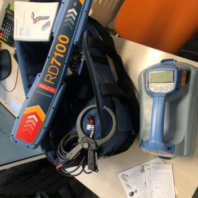 Новый Трассоискатель Radiodetection RD7100PL TX-10