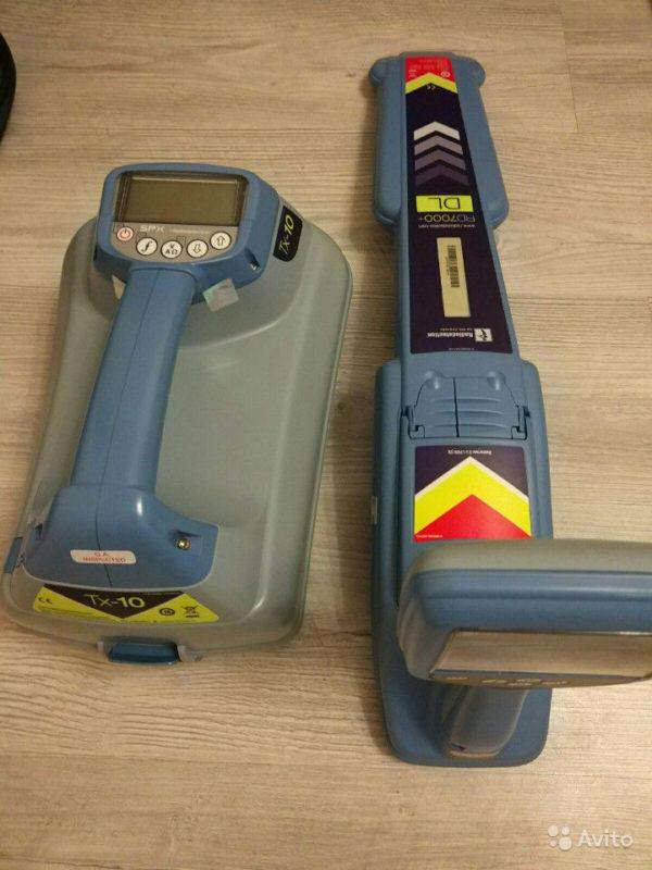 Трассоискатель Radiodetection RD7000+ Трассоискатель Radiodetection RD7000+, Краснодар, 165000 ₽