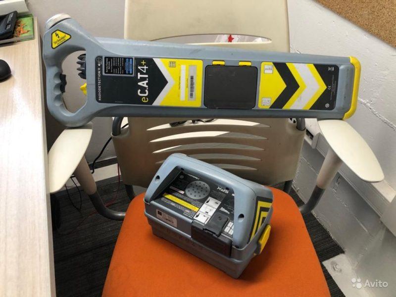 Трассоискатель Radiodetection eCAT4+ и Genny4 Трассоискатель Radiodetection eCAT4+ и Genny4, Самара, 83000 ₽