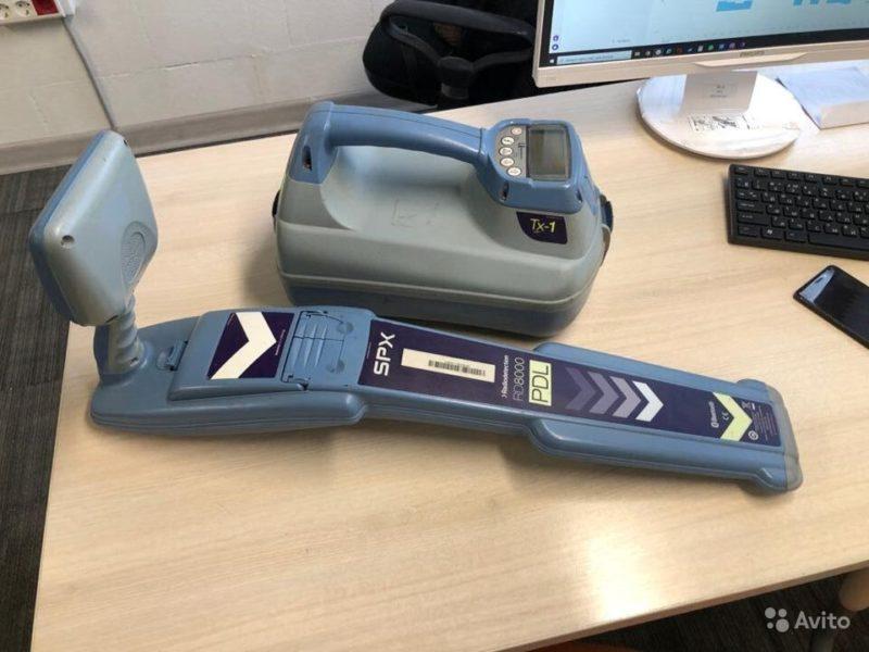 Трассоискатель Radiodetection RD7000+ и TX10 Трассоискатель Radiodetection RD7000+ и TX10, Краснодар, 178000 ₽