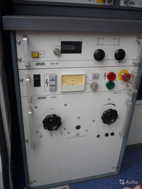 Передвижная электротехническая лаборатория (baur) Передвижная электротехническая лаборатория (baur), Сочи, 6200000 ₽