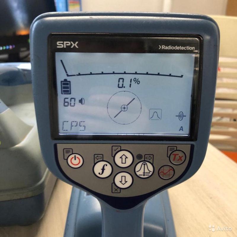 Трассоискатель Radiodetection RD8000 и TX10 Трассоискатель Radiodetection RD8000 и TX10, Пермь, 178000 ₽