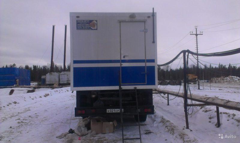 Передвижная лаборатория на шасси камаз-43118 Передвижная лаборатория на шасси камаз-43118, Томск, 2200000 ₽