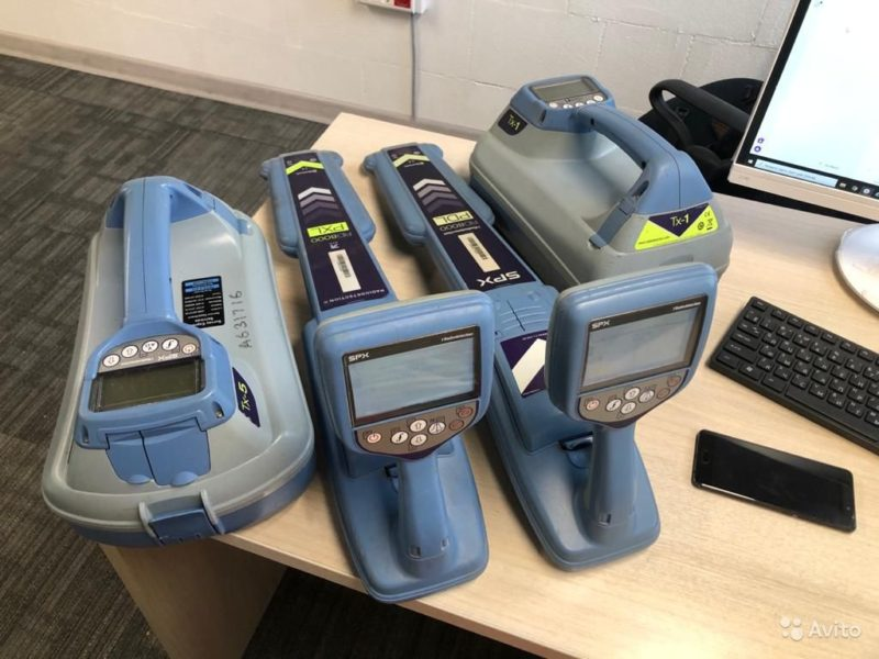 Трассоискатель Radiodetection RD7000+ и TX10 Трассоискатель Radiodetection RD7000+ и TX10, Самара, 157000 ₽