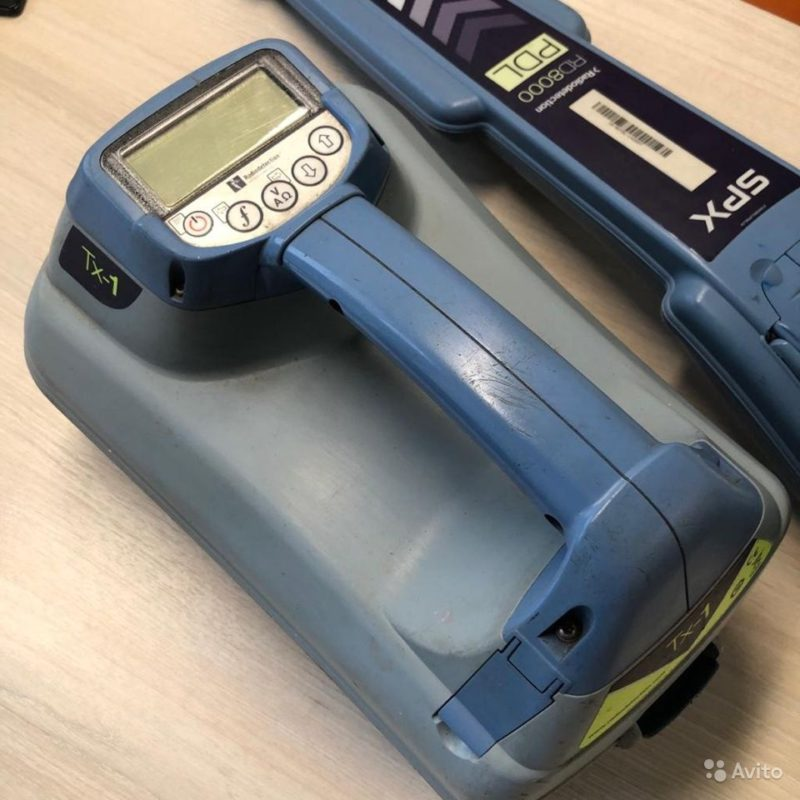 Трассоискатель Radiodetection RD7000+ и TX10 Трассоискатель Radiodetection RD7000+ и TX10, Ростов-на-Дону, 156000 ₽