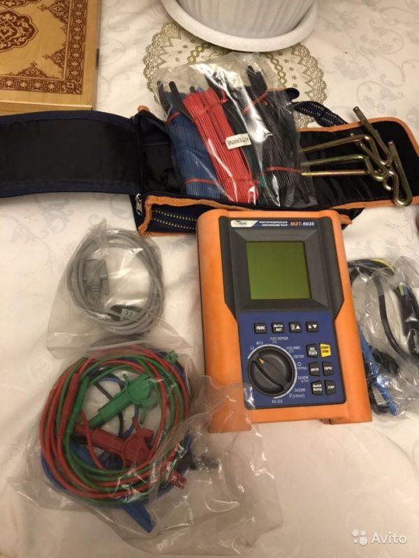 Многофункциональный электрический тестер мэт — 503 Многофункциональный электрический тестер мэт — 503, Москва, 75000 ₽