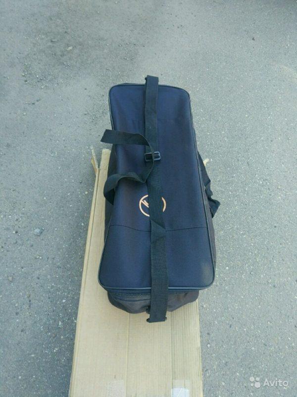 Сумка пустая для хранения трассоискателя Сумка пустая для хранения трассоискателя, Краснодар, 5500 ₽