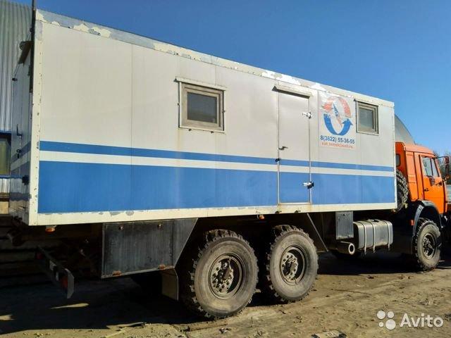 Камаз 43118 Фургон — лаборатория. Удлиненное шасси Камаз 43118 Фургон — лаборатория. Удлиненное шасси, Самара, 2100000 ₽