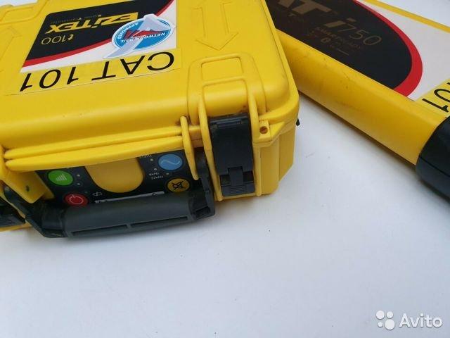 Трассоискатель Leica Geomax i750 с генератором Трассоискатель Leica Geomax i750 с генератором, Москва, 77800 ₽