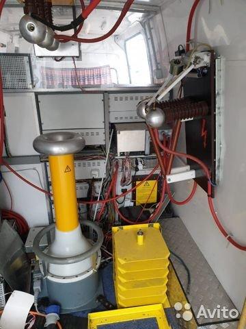 Электролаборатория на базе Mersedes-Benz Электролаборатория на базе Mersedes-Benz, Ростов-на-Дону, 6200000 ₽