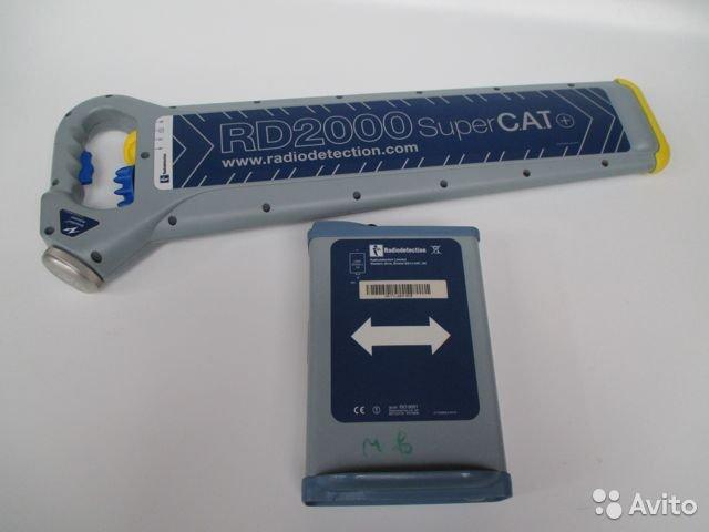 Трассоискатель Radiodetection RD2000 генератор T1 Трассоискатель Radiodetection RD2000 генератор T1, Москва, 109000 ₽