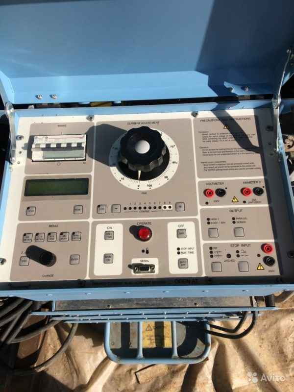 Электролаборатория oden AT Система испытаний перви Электролаборатория oden AT Система испытаний перви, Москва, 850000 ₽