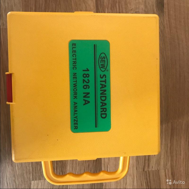 Анализатор электрических цепей SEW 1826 NA Анализатор электрических цепей SEW 1826 NA, Ставрополь, 5500 ₽
