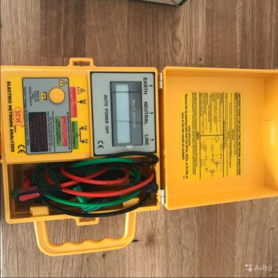 Анализатор электрических цепей SEW 1826 NA