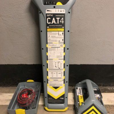 Трассоискатель Radiodetction CAT4+ genny