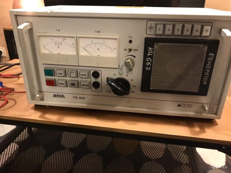 Baur TG 600 Передатчик звуковой частоты Baur TG 600 Передатчик звуковой частоты, Воронеж, 90000 ₽