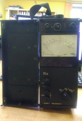 Мегаомметр Ф 4102/1