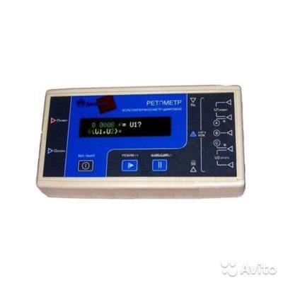 Вольтамперфазометр ретометр