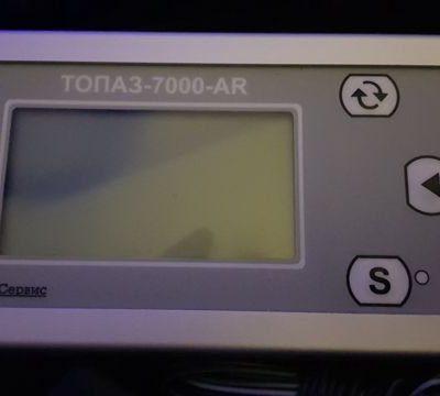 Топаз-7102-ARX оптический рефлектометр (1310 нм)