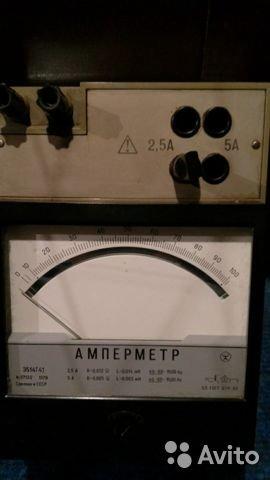 Измерительные приборы СССР Измерительные приборы СССР, Москва, 24000 ₽
