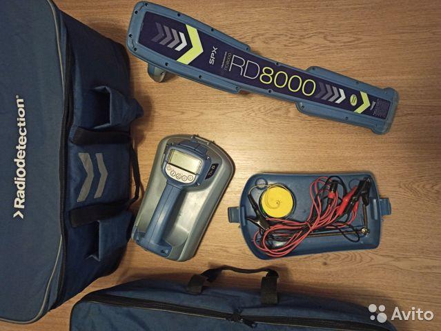 Трассоискатели RD8000 RD7000 CAT4+ Трассоискатели RD8000 RD7000 CAT4+, Москва, 90000 ₽