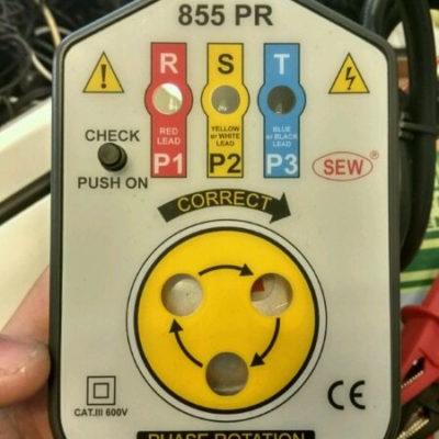 Индикатор чередования фаз ST-855PR