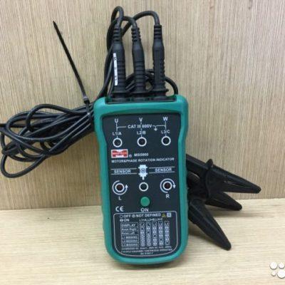 Индикатор чередования фаз Mastech MS5900 №1