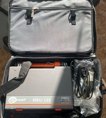 MRU-105 Измеритель параметров заземляющих устр